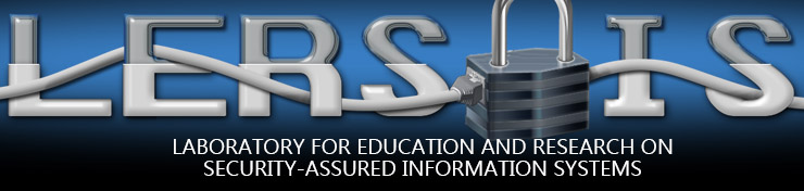 Laboratory for Education and Research on Security-Assured Information Systems